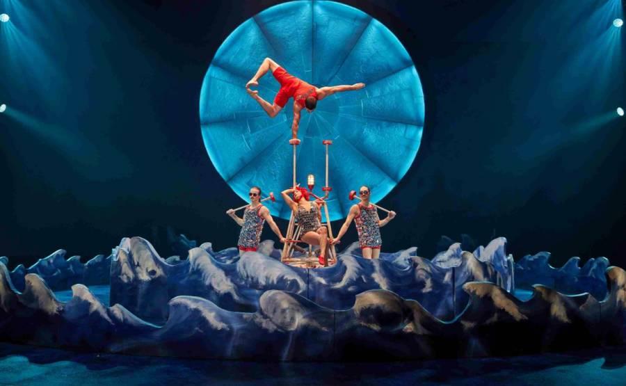 Deudas por 1000 mmdd ponen al borde de la quiebra al Cirque du Soleil