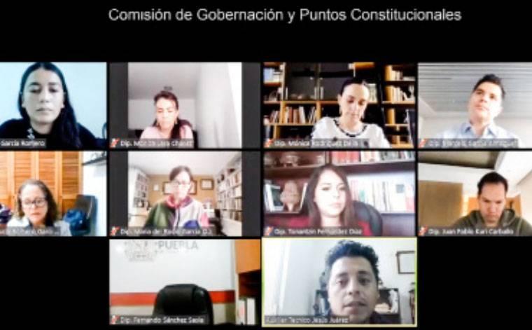 Avanza eliminación del fuero en Puebla