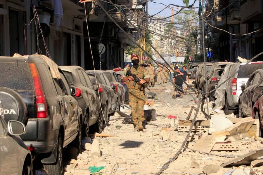 300 mil damnificados, 135 muertos,  5 mmdd en daños, el saldo de la tragedia