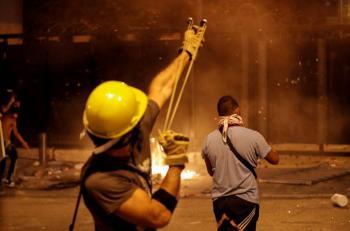 Crisis política en Beirut empuja  a dos ministros a renunciar