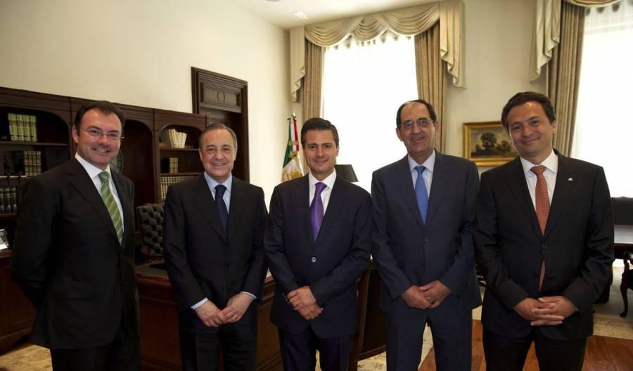 FGR investiga a Peña y Videgaray por sobornos