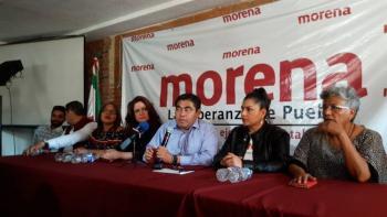 Pleitos internos frenan a Morena: Barbosa
