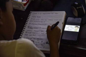 Pandemia juega con futuro productivo de los niños