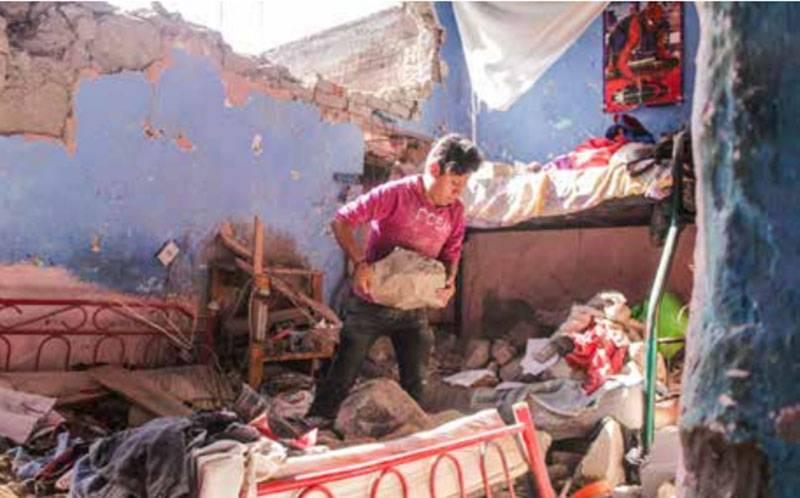 Acusa Barbosa de malversación de póliza de desastres
