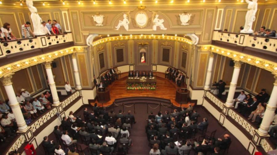 Congreso de Puebla aprueba nueva Ley de Presupuesto y Gasto Público