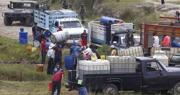 Puebla, en lugar 3 nacional por más derrames de hidrocarburos