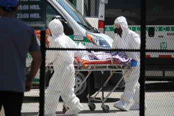 Se activan alarmas: 41 nuevos hospitalizados en 24 horas