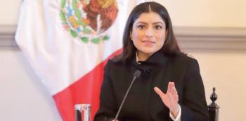 Congreso cita otra vez a Claudia Rivera