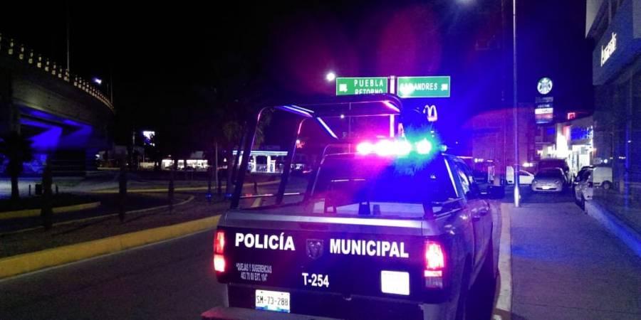 Operativos Permanentes De Supervisión Y Vigilancia Para Inhibir El Delito En El Municipio: SSPTM