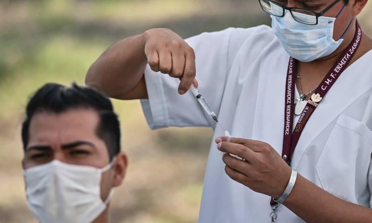 Mañana comienza primera fase de vacunación en Puebla