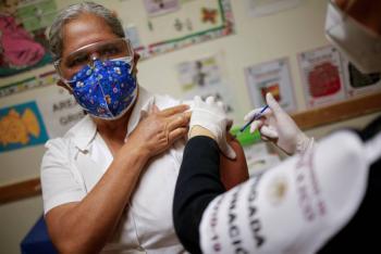 Meacutexico vigeacutesimo en el ranking  mundial de aplicacioacuten de vacunas