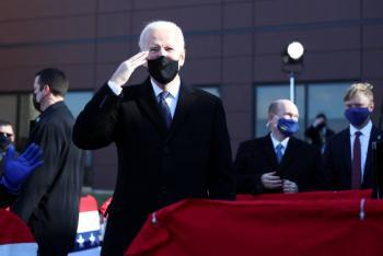 Unir a EU y acabar con la pandemia  los mayores retos de Biden expertos