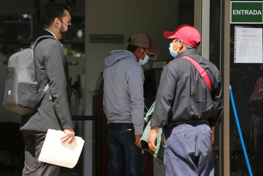 El desempleo, pese a recuperación gradual, mantiene entorno incierto: Banxico