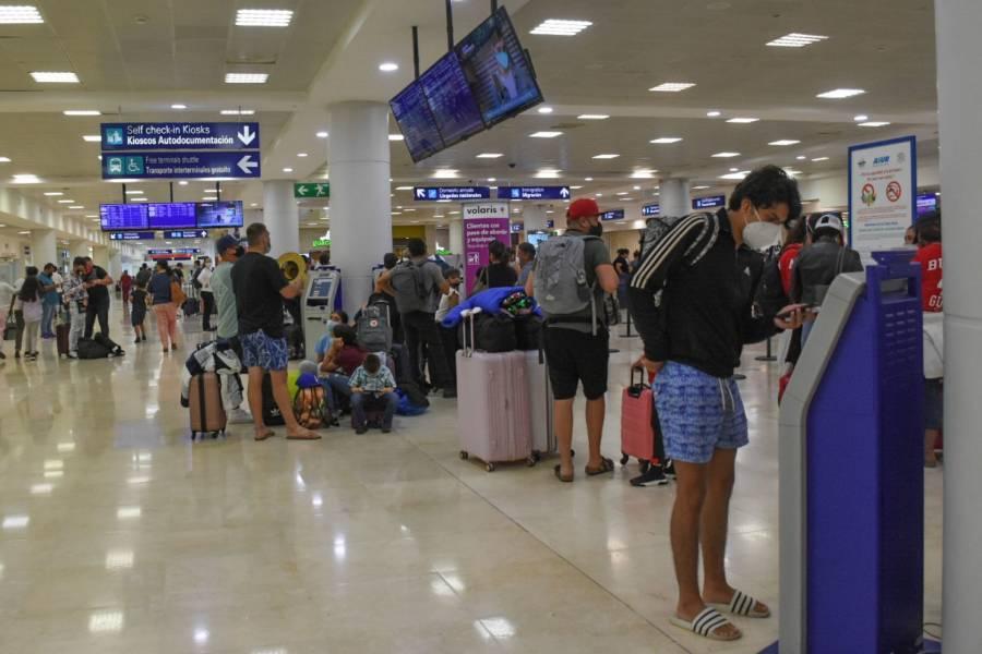Derrumba pandemia al  turismo en 2020: Inegi