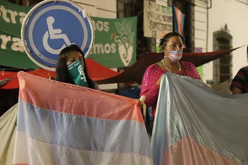 A un paso, aprobación de Ley Agnes en Puebla