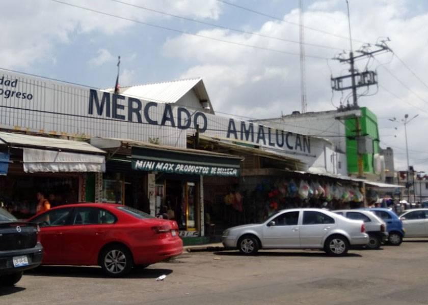 Gobierno estatal intervendrá en conflicto del Mercado Amalucan