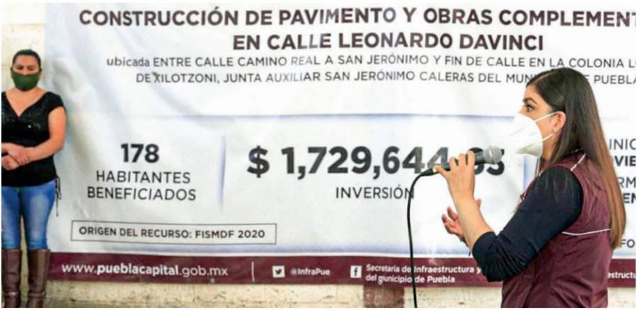 Claudia Rivera, ejemplo de lo que no se debe hacer en reelección