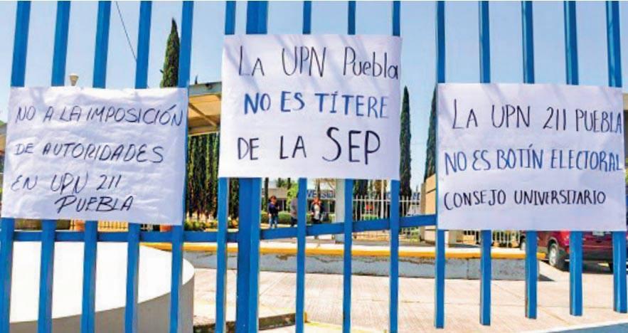 Investigarán denuncias de corrupción en la UPN