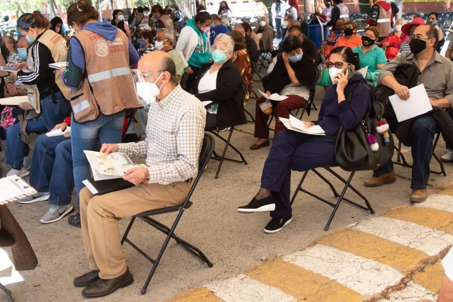 México, décimo en la carrera  por la inoculación en América