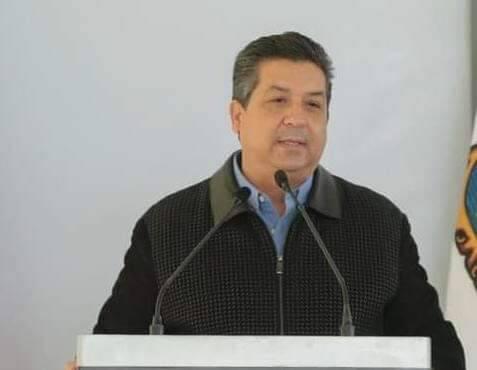 Cae aprobación de García Cabeza de Vaca en Tamaulipas a 33%