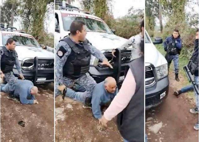 FGE investiga presunto abuso policial en Huauchinango