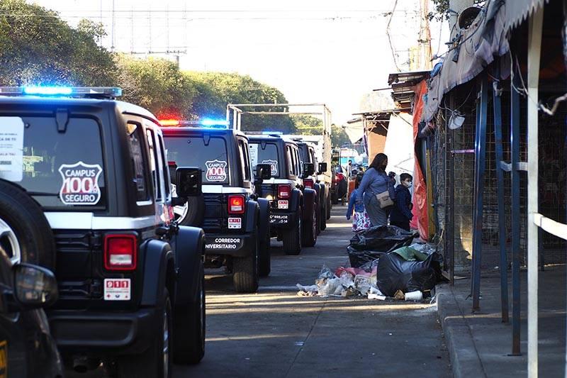 Rechaza Barbosa que SCJN fallara a favor del Ayuntamiento sobre mando policial
