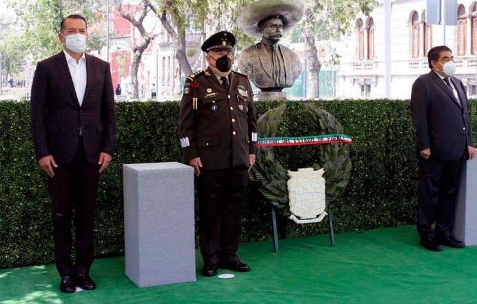 MBH: en Puebla y el país no hay cabida para corruptos y traidores