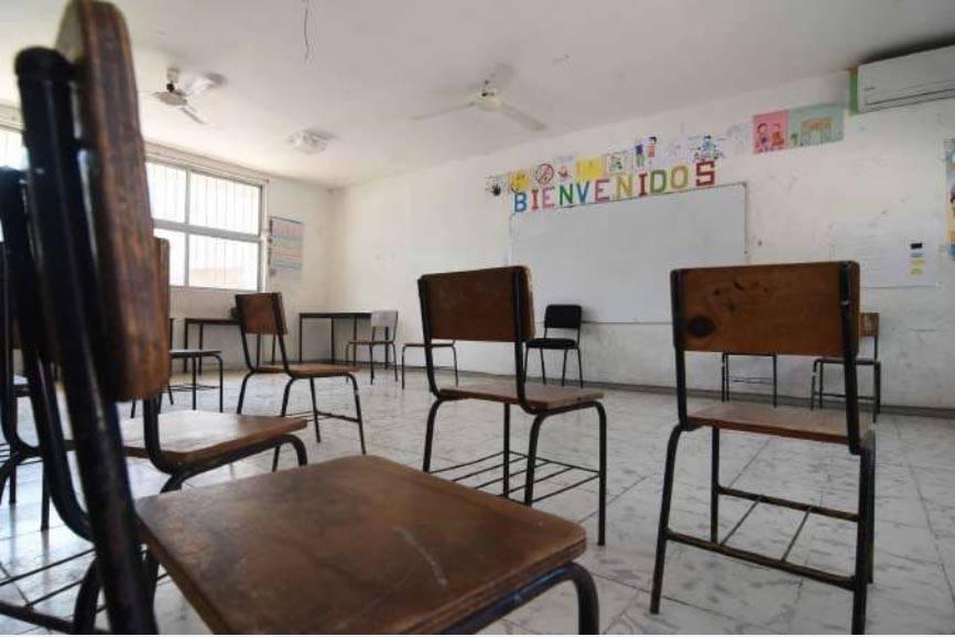 Gobierno estatal prevé regreso de clases presenciales en agosto