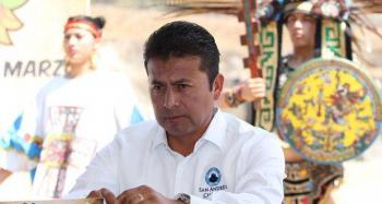 Detienen a Leoncio Paisano, exedil de San Andrés Cholula