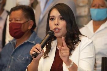 Morena disputa candidatura para presidencia de San Pedro Cholula