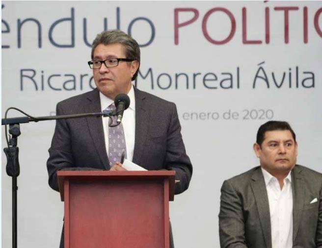Grupos nacionales desestabilizaron proceso electoral en Puebla: Barbosa
