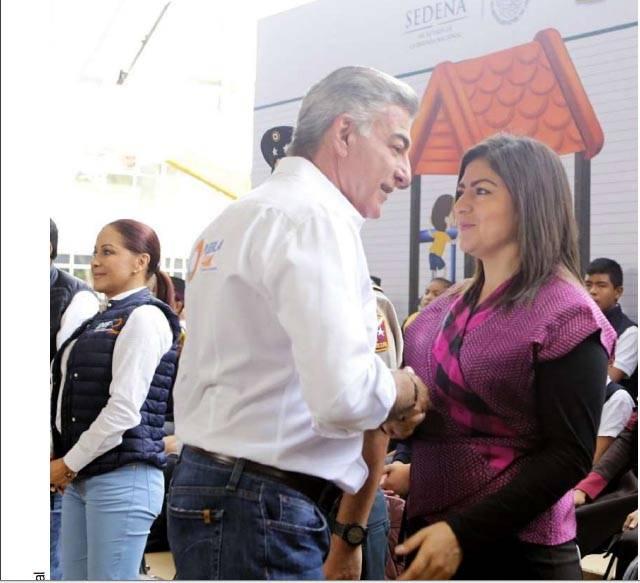 Rechaza Antonio Gali Fayad apoyar aspiraciones reeleccionistas de Claudia Rivera