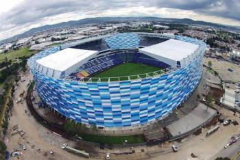 Gobierno de Puebla autoriza reapertura del Estadio Cuauhtémoc