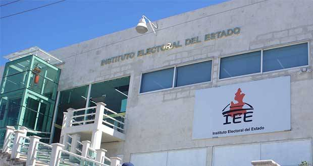 Barbosa celebra pacto del IEE por elecciones libres de violencia