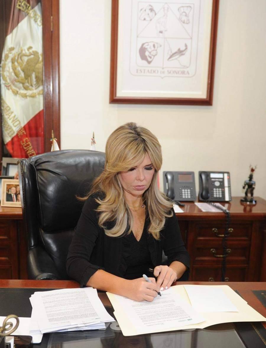 Firma Gobernadora convenio para subsidio a tarifa de luz en beneficio de sonorenses
