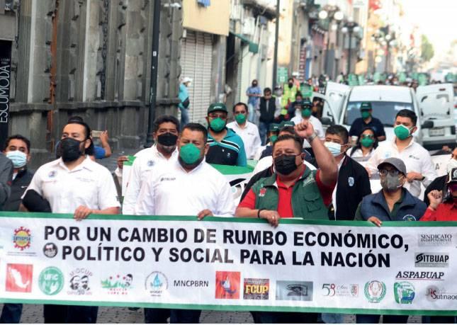 Cada hora se perdieron 5 empleos durante la pandemia en Puebla