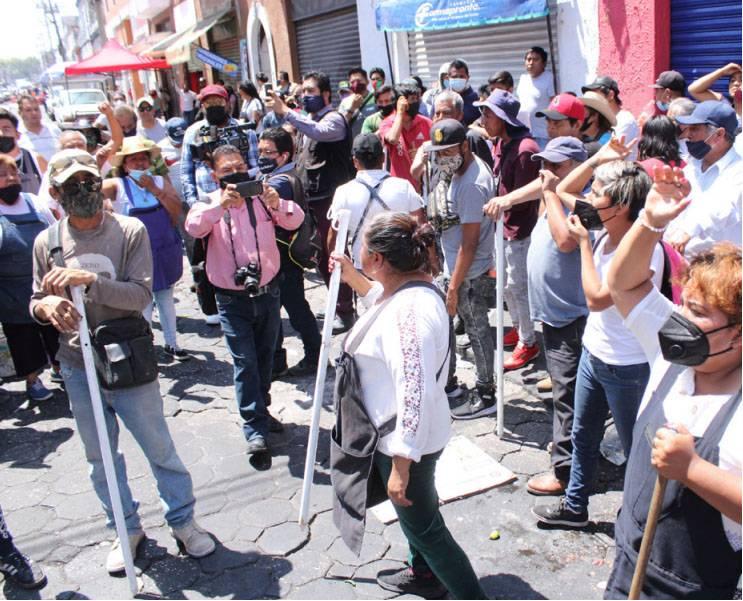 MHB: Centro histórico secuestrado, comerciantes con ligas criminales