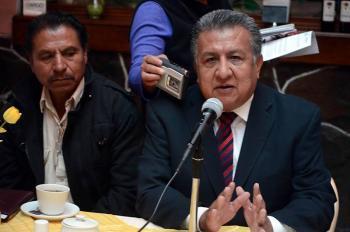 Periciales dan negativo a agresión contra menor: Saúl Huerta