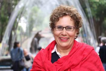 Bertha Luján confirma imposición de Claudia Rivera