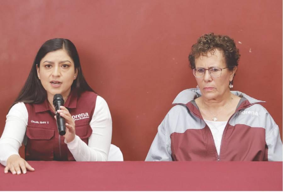 Bertha Luján, responsable de lo que pasa en Puebla: MHB
