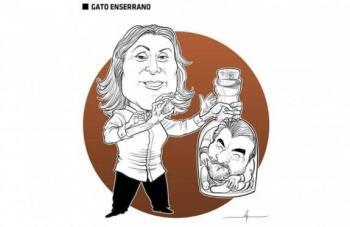 Caricaturista de Contra Reacuteplica gana Premio de Periodismo