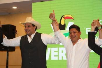 Adrián Esper reconoce triunfo de Ricardo Gallardo Cardona
