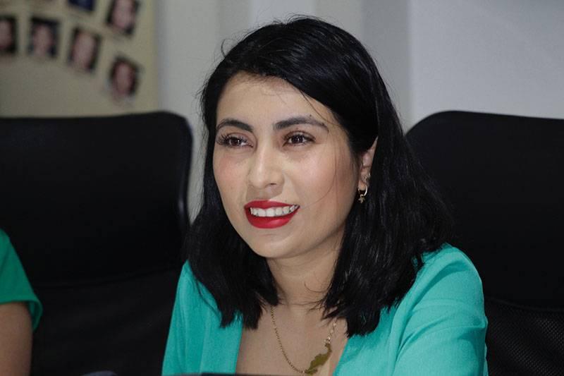 """Morena no apoyó a Claudia, pero sí a mí"": Nora Merino"