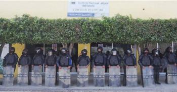 Anuncia Barbosa denuncias contra responsables de violencia