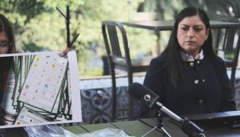 Claudia Rivera acusa fraude... pero reconoce que no tiene pruebas