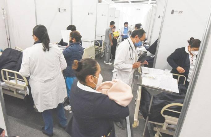Comuna habilita solo 2 de 12 centros de rehabilitación postcovid