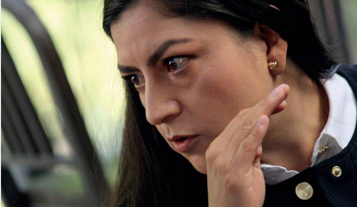 Claudia Rivera da empleo, otra vez, a sus allegados