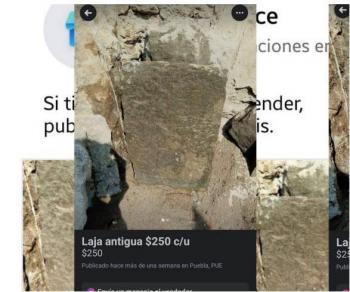 Confía Miguel Barbosa que INAH resguarda lajas históricas del Zócalo