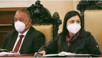 Arrastra Comuna mil 298 mdp de subejercicio, denuncia G-5 de Morena