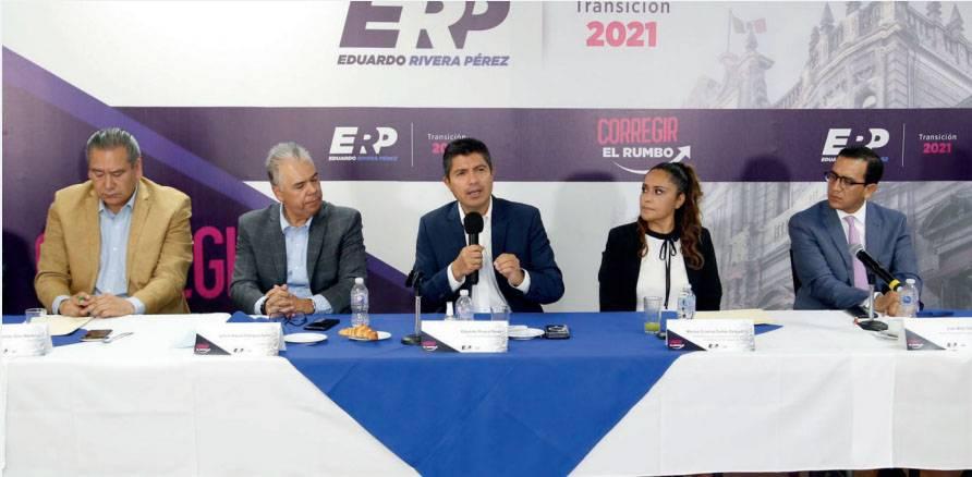 IP, Sindicatos, IES y Eduardo Rivera en bloque para trabajo conjunto